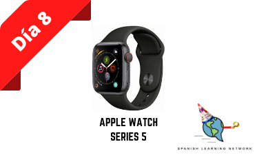 Eight days of Giveaways: Day 8 - FREE Apple Watch!