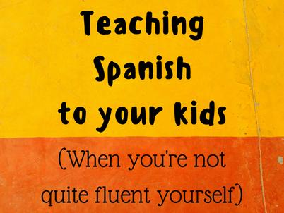 Español con los niños (Spanish with kids)