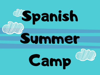 Announcing our 2020 Spanish Summer Camps!