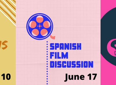 New Workshops: Idiomatic Expressions, Short Film Discussion and Lyrics /Music Video Discussion!