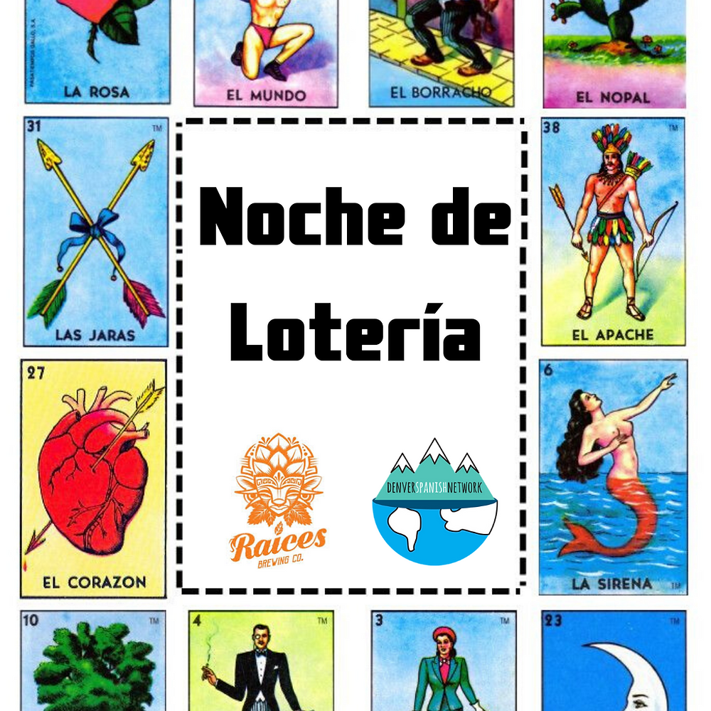 New Event Mexican Loteria At Raices Brewing Co