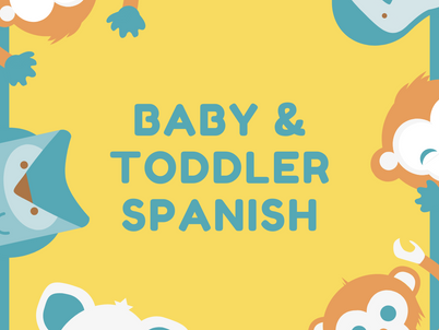 """Announcing online """"Mommy and Me"""" Spanish classes with Denver Spanish Network!"""