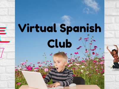 New After School Spanish Clubs for K-8!