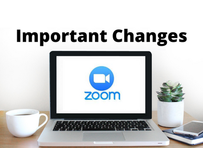 Important update: Immediate Changes to Zoom Links for Spanish Learning Network