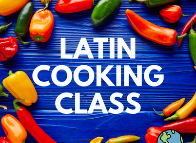 Adult Cooking Classes - Live OR Virtual!