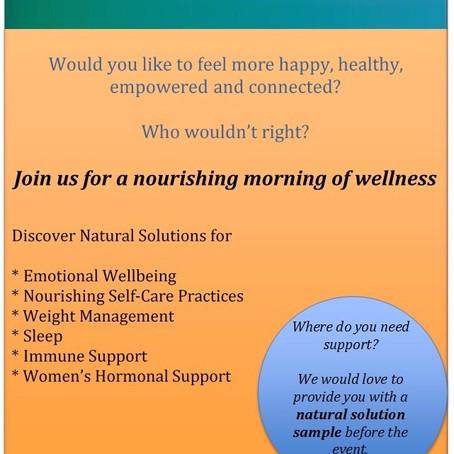 Essential Emotions- Progressive Pilates First Wellness Event