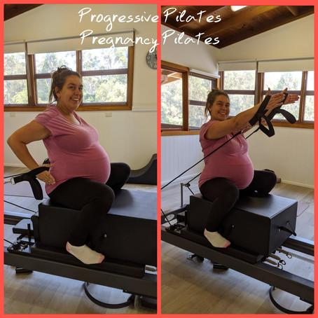Pre Natal Pilates
