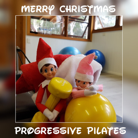 Christmas Holiday Studio Break