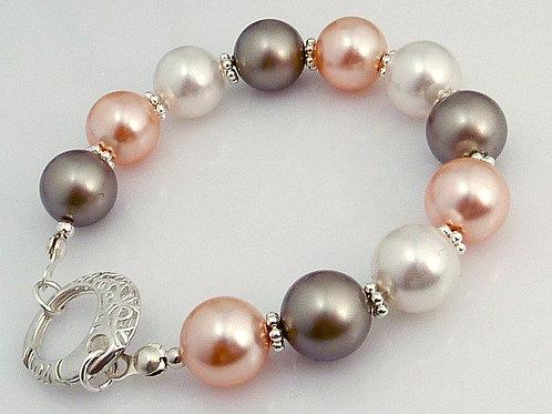 Multicolor PEARL Swarovski® Bracelet