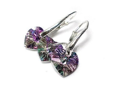 VITRAIL Heart Swarovski Crystal Set
