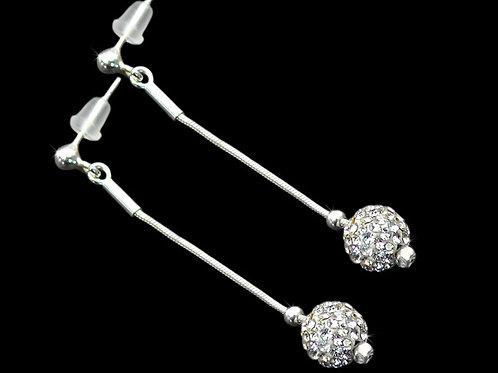SHAMBALLA Crystal Drop Earrings