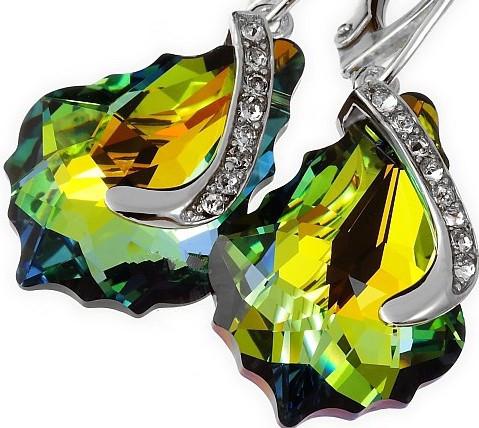 SAHARA SENTI Crystal Swarovski Earrings