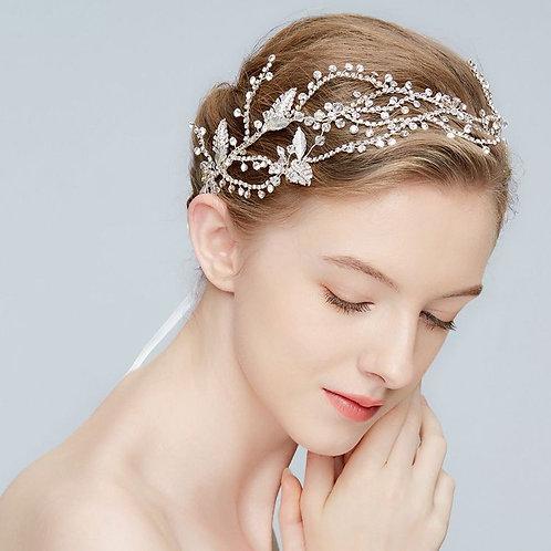 GATSBY Great Style Crystal Bridal Headpiece