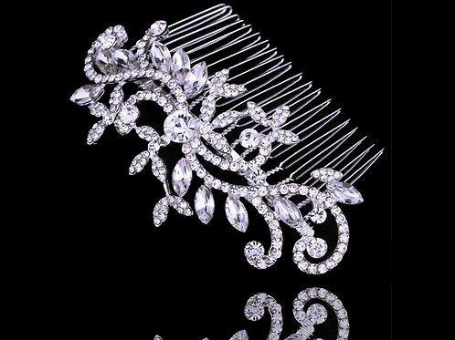 FIFI Crystal Bridal Hair Comb