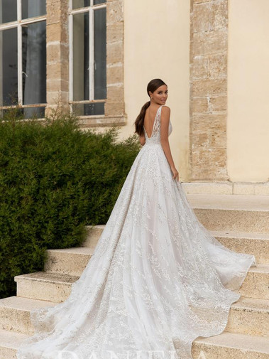 DANIELA Di Marino -  Style 6304- Back