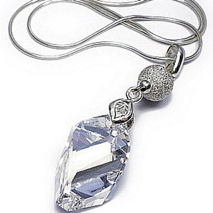 MOONLIGHT Diamond Crystal Swarovski Necklace