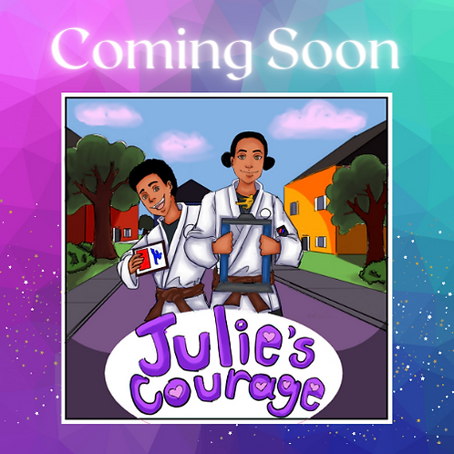 Coming soon...Julie's Courage (Paperback)