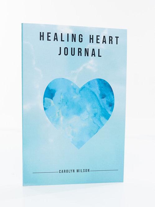 Healing Heart Journal (Paperback)