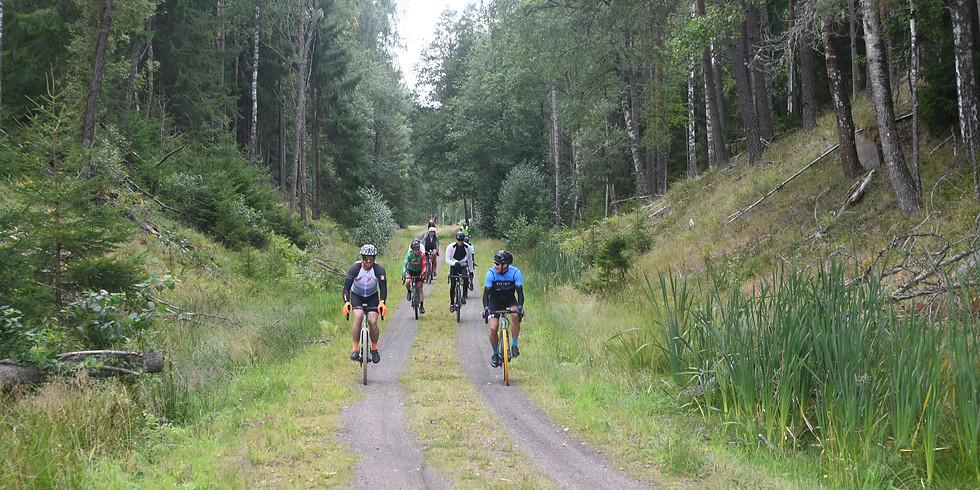Introduktionkurs i Gravel cykling/Adventure biking.