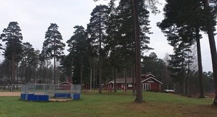 JOK milen och lunchlöp vid Åsasjön