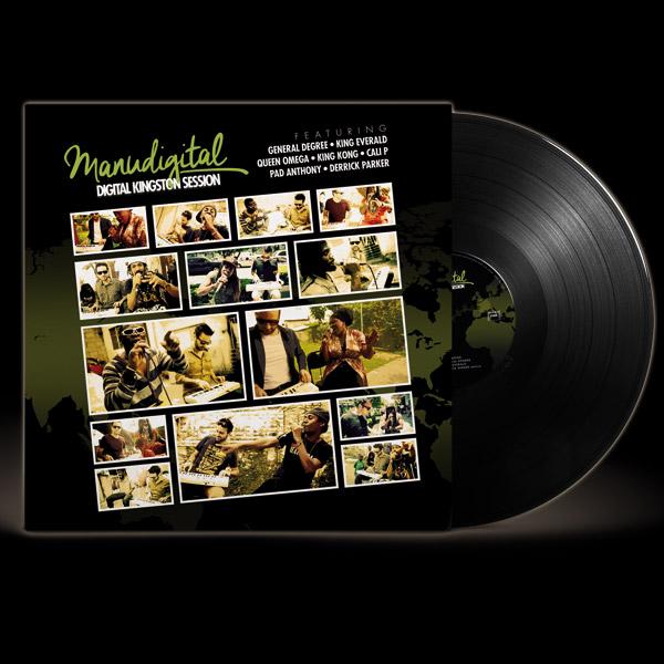 Manudigital vinyl Digital Kingston S