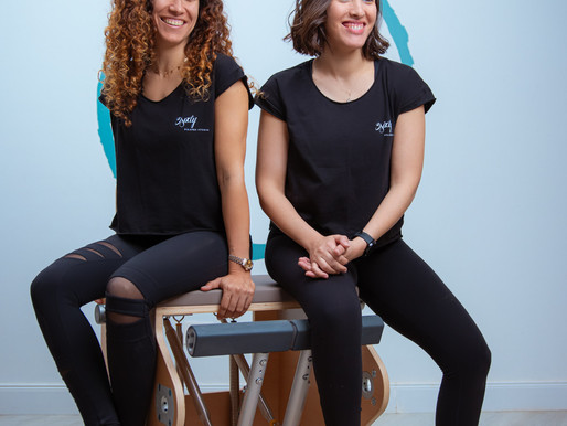The heyas Behind 3Sixty Pilates Studio