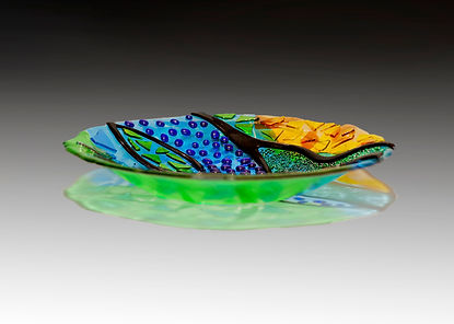 Bright Coral 16 inch Bowl 022420.jpg