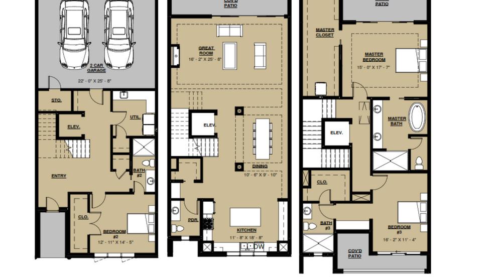 Unit 4 Floor Plan