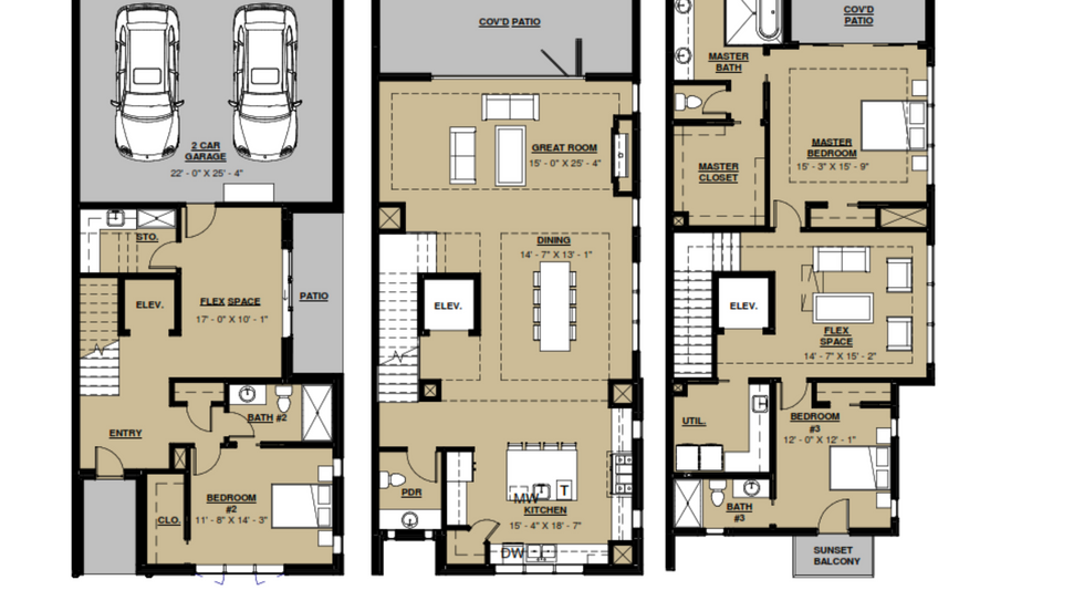 Unit 5 Floor Plan