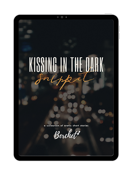 Kissing In The Dark snippet