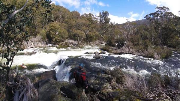 Waterfall Rapid, Snowy River