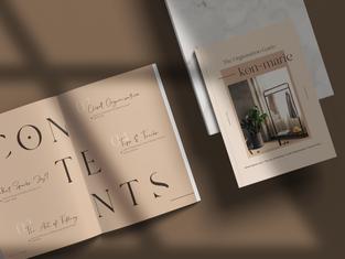 Magazine Spread Design