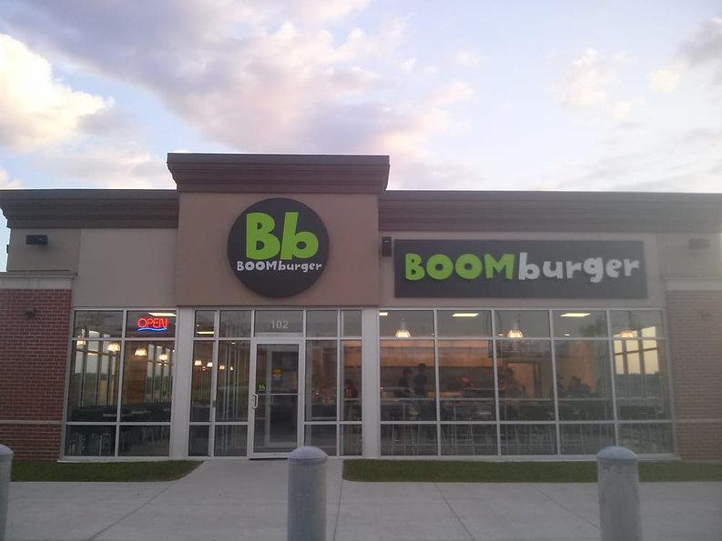 "<img src=""boomburgeroutside.jpg"" alt=""Boomburger bedford exterior"">"