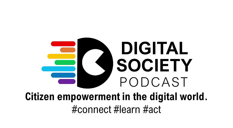 teaser to the edu and tech episode. digital society podcast