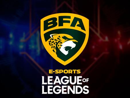 Liga BFA lança campeonato de League of Legends em 2021