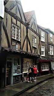 Shambles, York (6) By Amy Flint