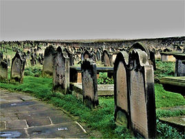 St Mary's, Whitby - Sea of Graves - Amy Flint.JP