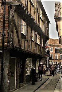 Shambles, York (1) by Amy Flint