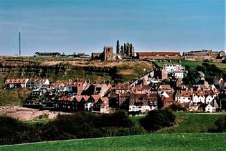 Whitby - East Cliff - Amy Flint.JPG