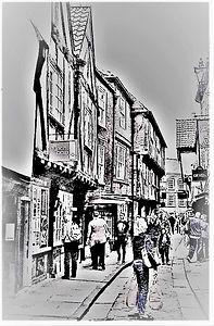 Shambles, York (8) By Amy Flint