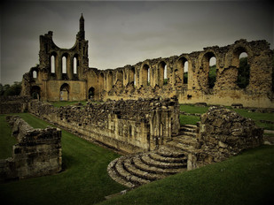 The Ghosts of Byland Abbey