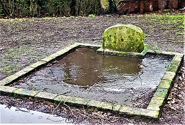 Dick Turpin's Grave by Amy Flint