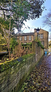 Bronte Parsonage (3) by Amy Flint