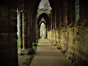 Walls of Whitby Abbey - Amy Flint.JPG
