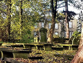 Bronte Parsonage (7) by Amy Flint