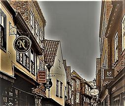 Shambles, York (10) By Amy Flint