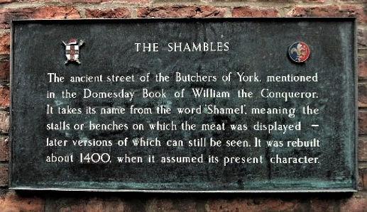 Shambles, York (2) By Amy Flint
