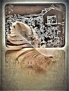 Bronte Parsonage (2) by Amy Flint