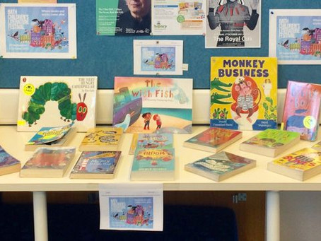 MRCL joins in with the Bath Children's Literature Festival celebration