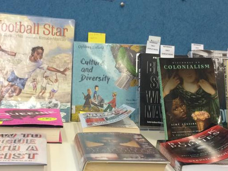 Celebrating Black History Month at Moorland Road Community Library